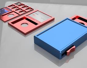 3D print model SD NINTENDO SWITCH COMPACT FLASH CARD