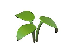 3D model Plant v1 002