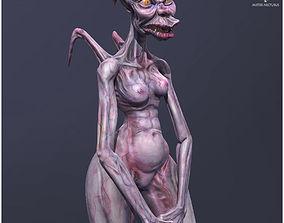 3D model Missus Vampire