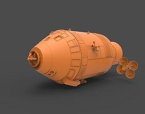 3D printable model APOLLO
