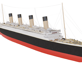 3D RMS Olympic