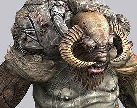 3D asset Troll