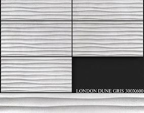 3D Keros London Dune Gris 300x600