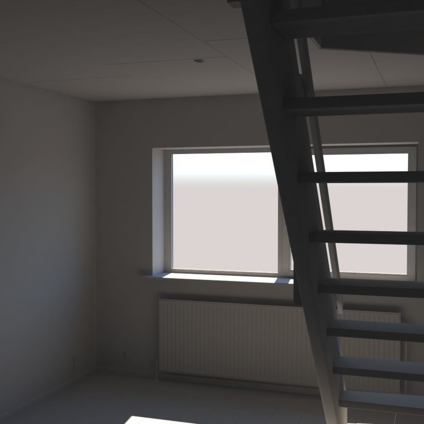 One week apartment project