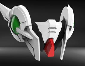 OO Raizer Custom Mask Fan Art 3D print model
