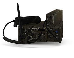 Military Radio 3D model