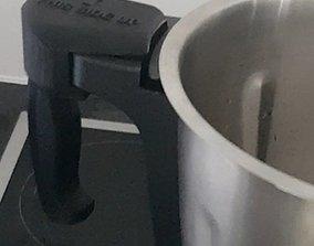 3D print model Monsieur Cuisine Connect Handle