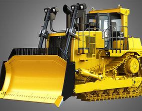 3D C27 ACERT Bulldozer