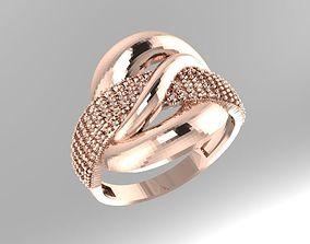 de grisogono ring 3D print model