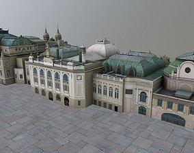 Nice Opera Casino 3D model