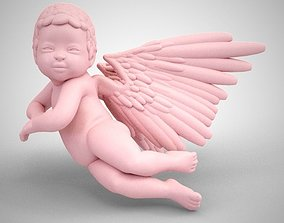 Little Angel decoration 3D printable model