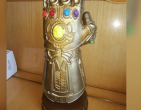 Thanos Infinity Gauntlet 3D Printing Model