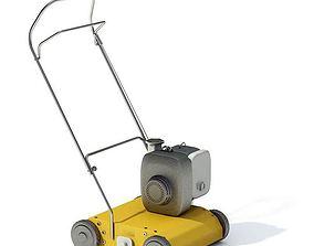 3D Lawn Mower Element