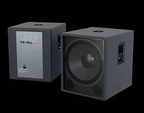 Loudspeaker Electronic Speaker 3D