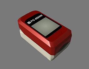 Blood pressure meter 3D model