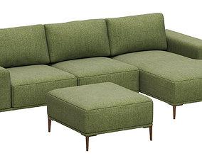3D Dantone Home Oslo sofa