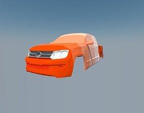 3D print model Volkswagen Amarok 2010