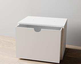 3D print model 015L LA Unit Large Single Drawer