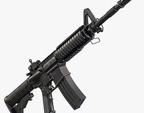 Carbine M4A1 3D asset