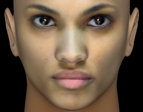 Head Model 08 - Freema Agyeman