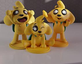 3D print model MikeCrack Character Fan Art - 3 designs