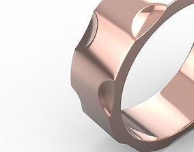 Regular ring Wheel 3D printable model