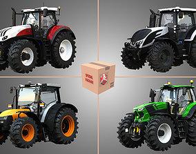 Tractors Pack - V1 3D