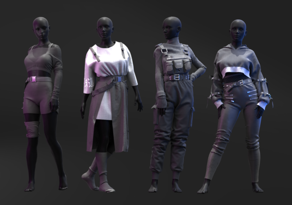 Female Outfits