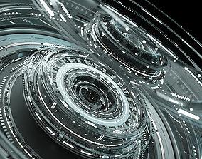 3D model Tech Circles TC2 extended edition
