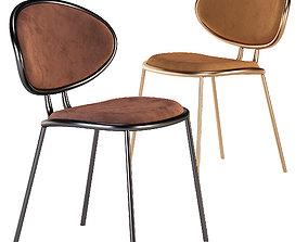 3D asset OTTO By Bonaldo chair