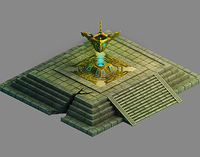 City Center - Rupture Altar 3D model