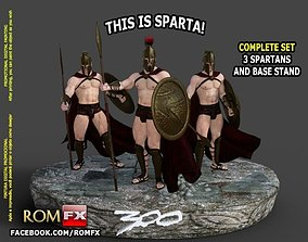 300 from Sparta - Complete full kit printable - Must get