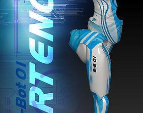 ROBOT Bella-Bot 01 avatar character 3D printable model