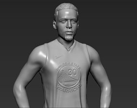 Stephen Curry 3D printing ready stl obj