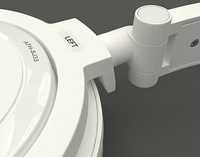 Audio Technica ATH SJ33 3D model