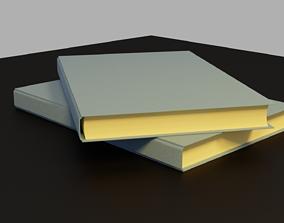 paper 3D model books