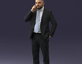Businessman 0911-1 3D