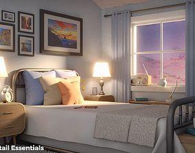 3D model Interior Detail Essentials