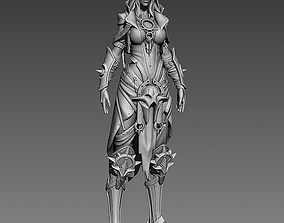 Fantasy Female Character 2 3d print