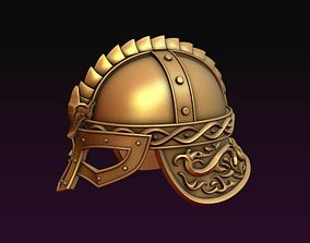 Viking Helmet 3D print model