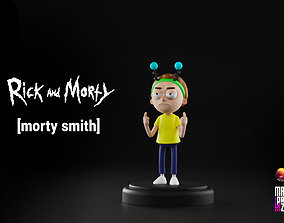 3D printable model Morty Smith - Rick and Morty