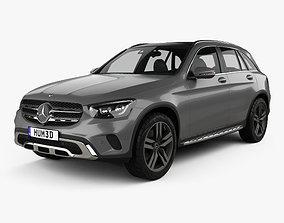 3D model Mercedes-Benz GLC-class 2019