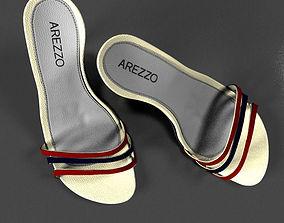 3D model Woman Shoes Arezzo