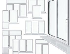 Window Set 2 3D
