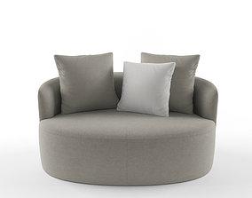 Casamilano Francesca armchair 3D