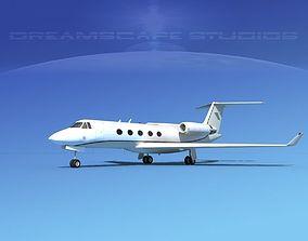 3D Grumman Gulfstream G-V V15