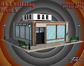 BAR level 3D asset