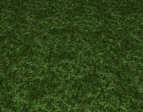 ground grass tile 32 3D