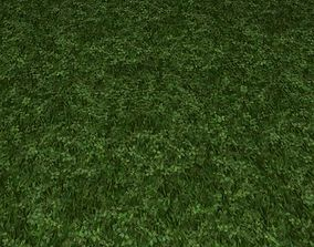 ground grass tile 32 3D