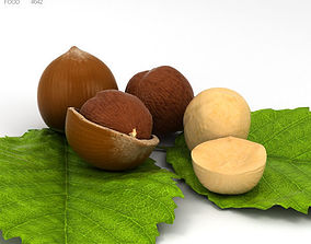 3D Hazelnut
